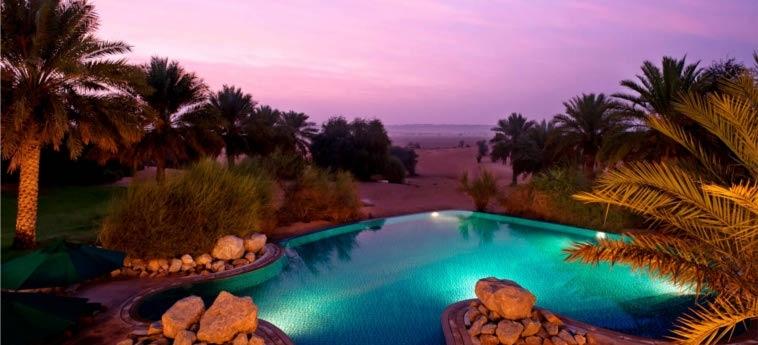 Hotel Al Maha, A Luxury Collection Desert Resort & Spa, Dubai: Outdoor Swimmingpool DUBAI