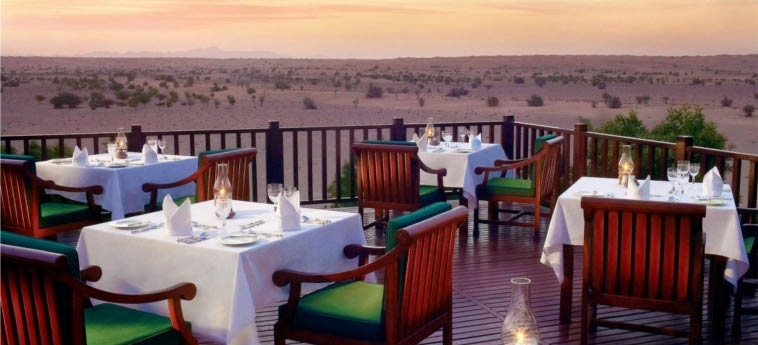 Hotel Al Maha, A Luxury Collection Desert Resort & Spa, Dubai: Restaurant DUBAI