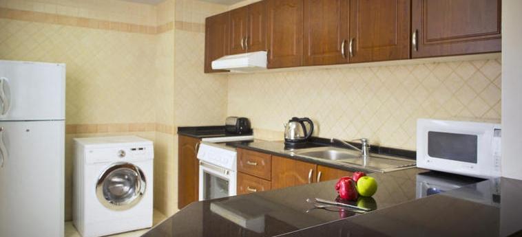 Time Crystal Hotel Apartments: Cuisine DUBAI