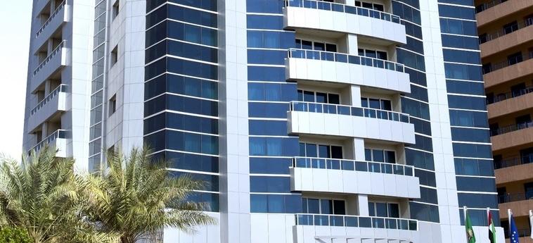 Time Crystal Hotel Apartments: Exterieur DUBAI