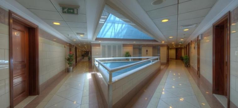 Fortune Grand Hotel Apartments, Bur Dubai: Corridor DUBAI