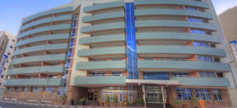 Fortune Grand Hotel Apartments, Bur Dubai: Exterior DUBAI