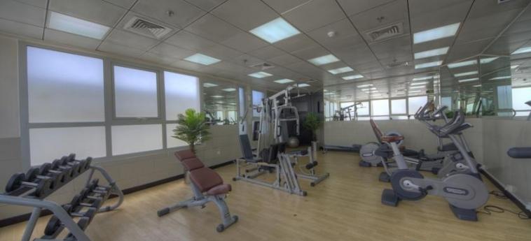 Fortune Grand Hotel Apartments, Bur Dubai: Gym DUBAI
