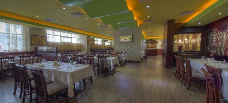 Fortune Grand Hotel Apartments, Bur Dubai: Restaurant DUBAI