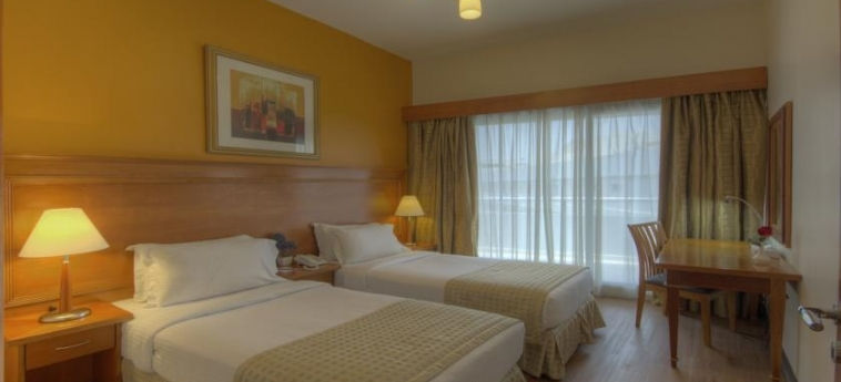 Fortune Grand Hotel Apartments, Bur Dubai: Room - Double DUBAI