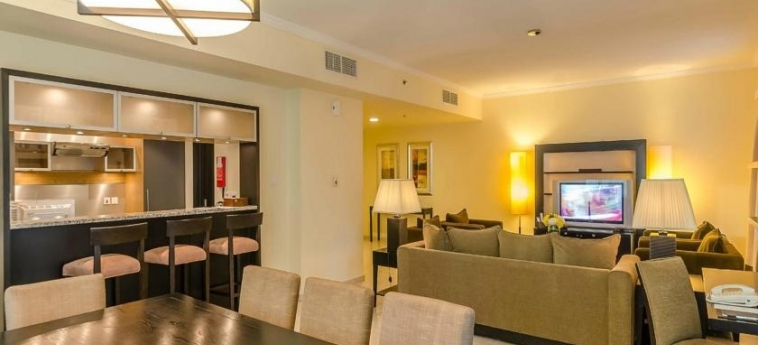 Hotel Nuran Marina Serviced Residences: Apartment DUBAI