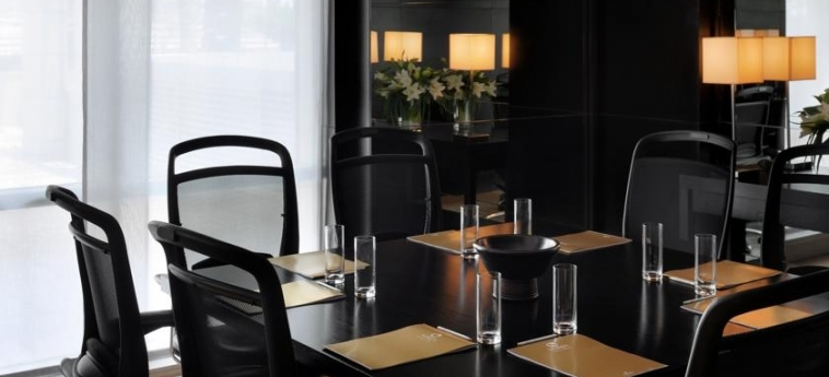 Hotel Nuran Marina Serviced Residences: Meeting Room DUBAI