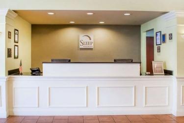 Hotel Sleep Inn & Suites: Lobby DUBLIN (VA)