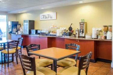 Hotel Sleep Inn & Suites: Restaurante DUBLIN (VA)