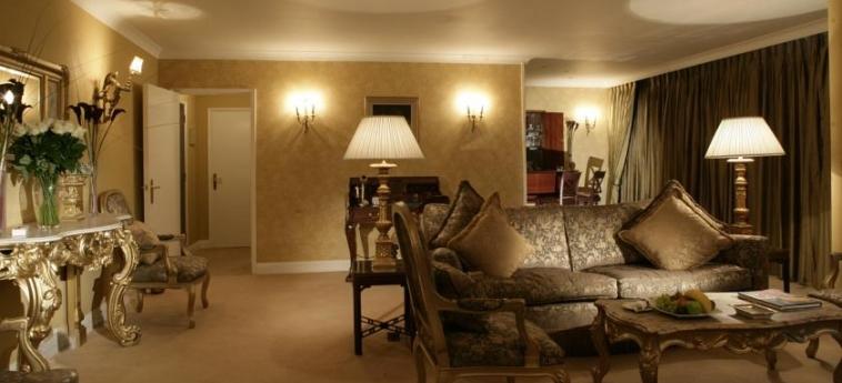 Hotel Riu Plaza The Gresham Dublin: Interior DUBLIN