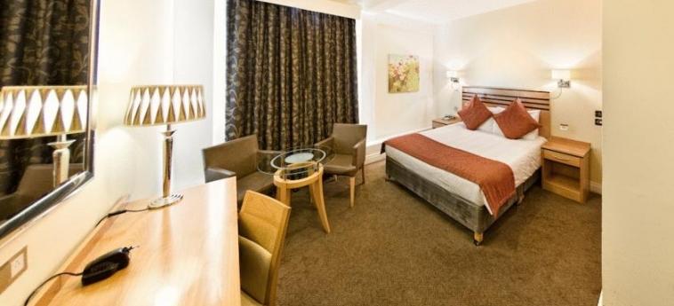 Hotel Riu Plaza The Gresham Dublin: Room - Double DUBLIN