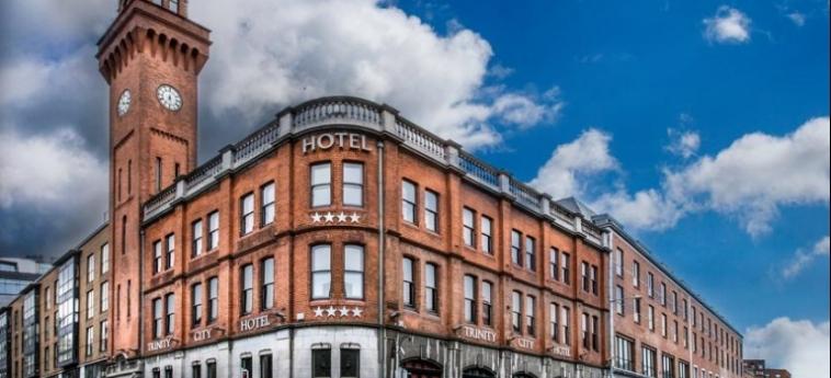 Hotel Trinity City: Exterior DUBLIN