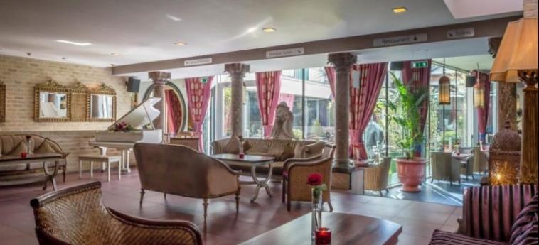 Hotel Trinity City: Lobby DUBLIN