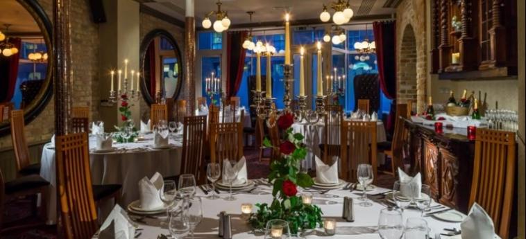 Hotel Trinity City: Restaurante DUBLIN