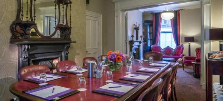 Hotel Trinity City: Sala Reuniones DUBLIN