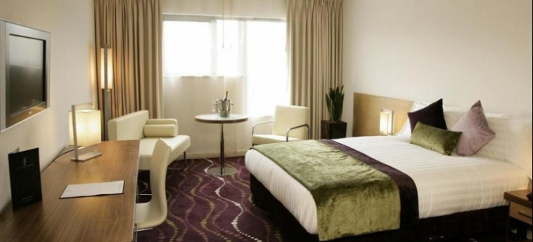 Hotel The Louis Fitzgerald: Bedroom DUBLIN