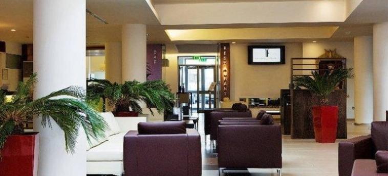Hotel The Louis Fitzgerald: Hall DUBLIN