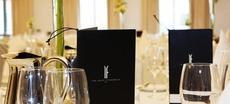 Hotel The Louis Fitzgerald: Restaurant DUBLIN