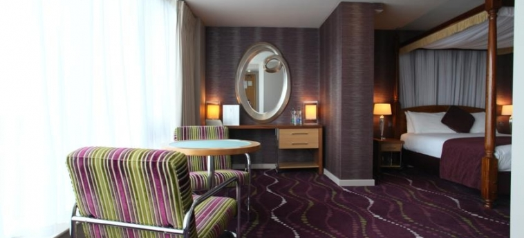 Hotel The Louis Fitzgerald: Room - Double DUBLIN