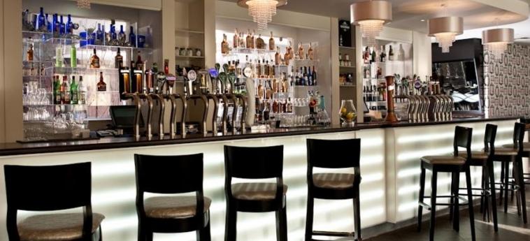 Hilton Garden Inn Dublin Custom House: Bar DUBLIN