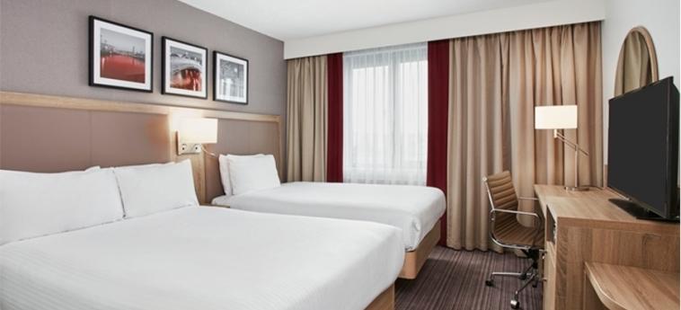 Hilton Garden Inn Dublin Custom House: Doppelzimmer - Twin DUBLIN