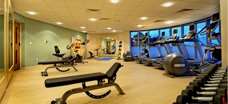 Hilton Garden Inn Dublin Custom House: Fitnesscenter DUBLIN
