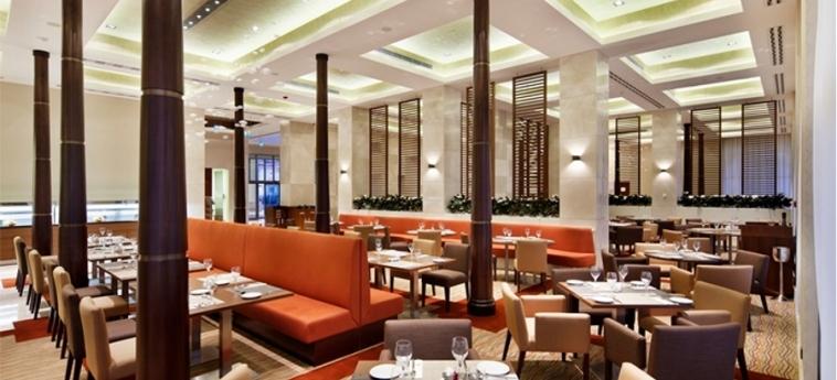 Hilton Garden Inn Dublin Custom House: Restaurant DUBLIN