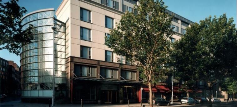 Hotel The Green: Esterno DUBLINO