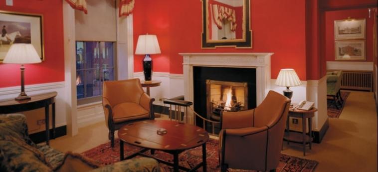 Hotel The Green: Lobby DUBLINO