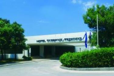 Hotel Valamar Dubrovnik President: Entrada DUBROVNIK - DALMACIA
