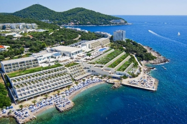 Hotel Valamar Dubrovnik President: Exterior DUBROVNIK - DALMACIA
