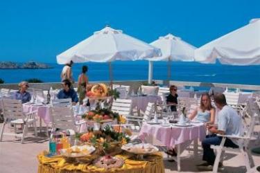 Hotel Valamar Dubrovnik President: Restaurante Exterior DUBROVNIK - DALMACIA