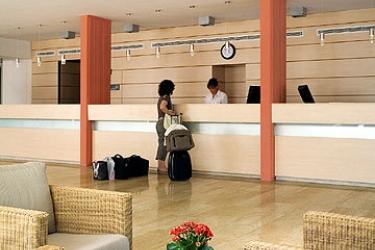Hotel Tirena: Recepción DUBROVNIK - DALMACIA