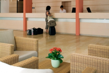 Hotel Tirena: Lobby DUBROVNIK - DALMATIA