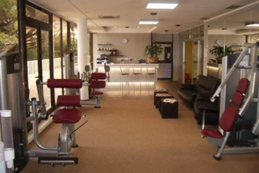Hotel Adriatic: Salle de Gym DUBROVNIK - DALMATIE
