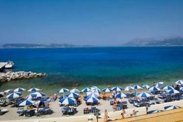 Hotel Valamar Dubrovnik President: Spiaggia DUBROVNIK - DALMAZIA
