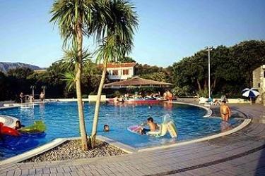 Hotel Tirena: Piscina DUBROVNIK - DALMAZIA