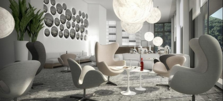 Hotel Kompas: Lounge DUBROVNIK - DALMAZIA