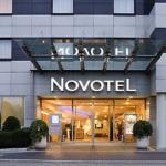 Hotel Novotel Dusseldorf City West (Seestern)