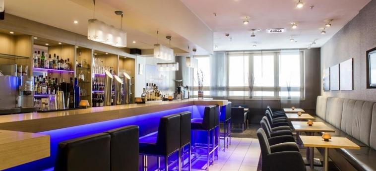 Mercure Hotel Duisburg City: Bar DUISBURG