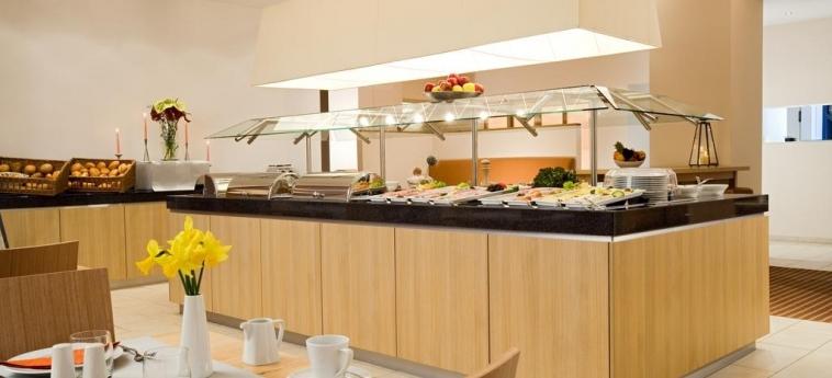 Mercure Hotel Duisburg City: Buffet DUISBURG