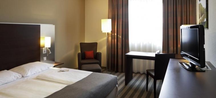 Mercure Hotel Duisburg City: Doppelzimmer DUISBURG