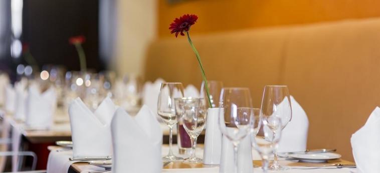 Mercure Hotel Duisburg City: Restaurant DUISBURG