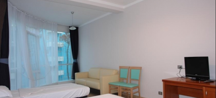 Dolce Vita Hotel: Particolare della Camera DURAZZO