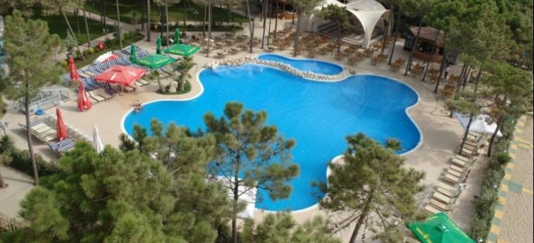 Dolce Vita Hotel: Piscina Esterna DURAZZO