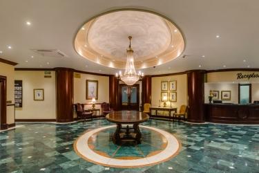 Protea Hotel Edward Durban: Lobby DURBAN