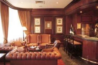 Protea Hotel Edward Durban: Lounge Bar DURBAN