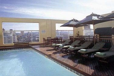 Protea Hotel Edward Durban: Piscine Découverte DURBAN