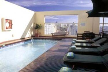 Protea Hotel Edward Durban: Swimming Pool DURBAN