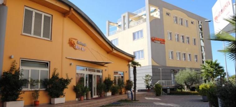 Hotel Aragosta: Exterior DURRES